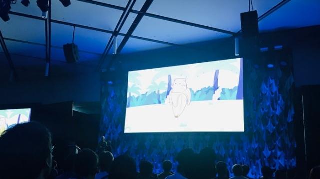 TVアニメ『ばなにゃ ふしぎななかまたち』10月1日よりテレビ東京系にて放送開始! ナレーションは優木かなさんが担当&アフレコ収録風景公開-2
