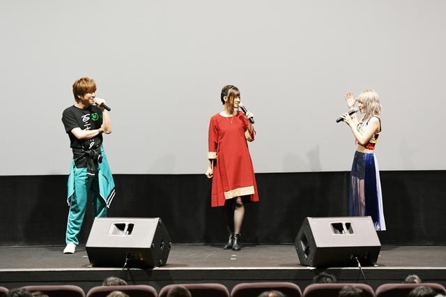 『映画 この素晴らしい世界に祝福を!紅伝説』公開記念舞台挨拶をレポート|福島潤さんが語った一世一代の大芝居はまさかの……!?