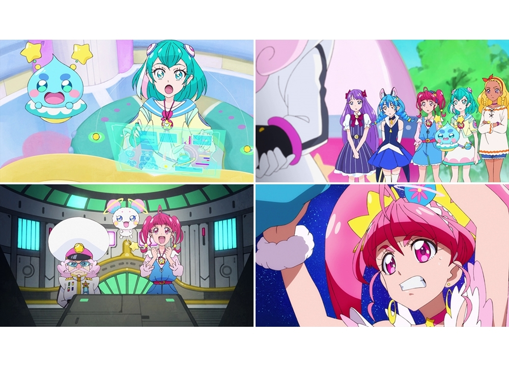 『スタプリ』第31話「守り抜け!最後のプリンセスのペン☆」より先行カット到着!