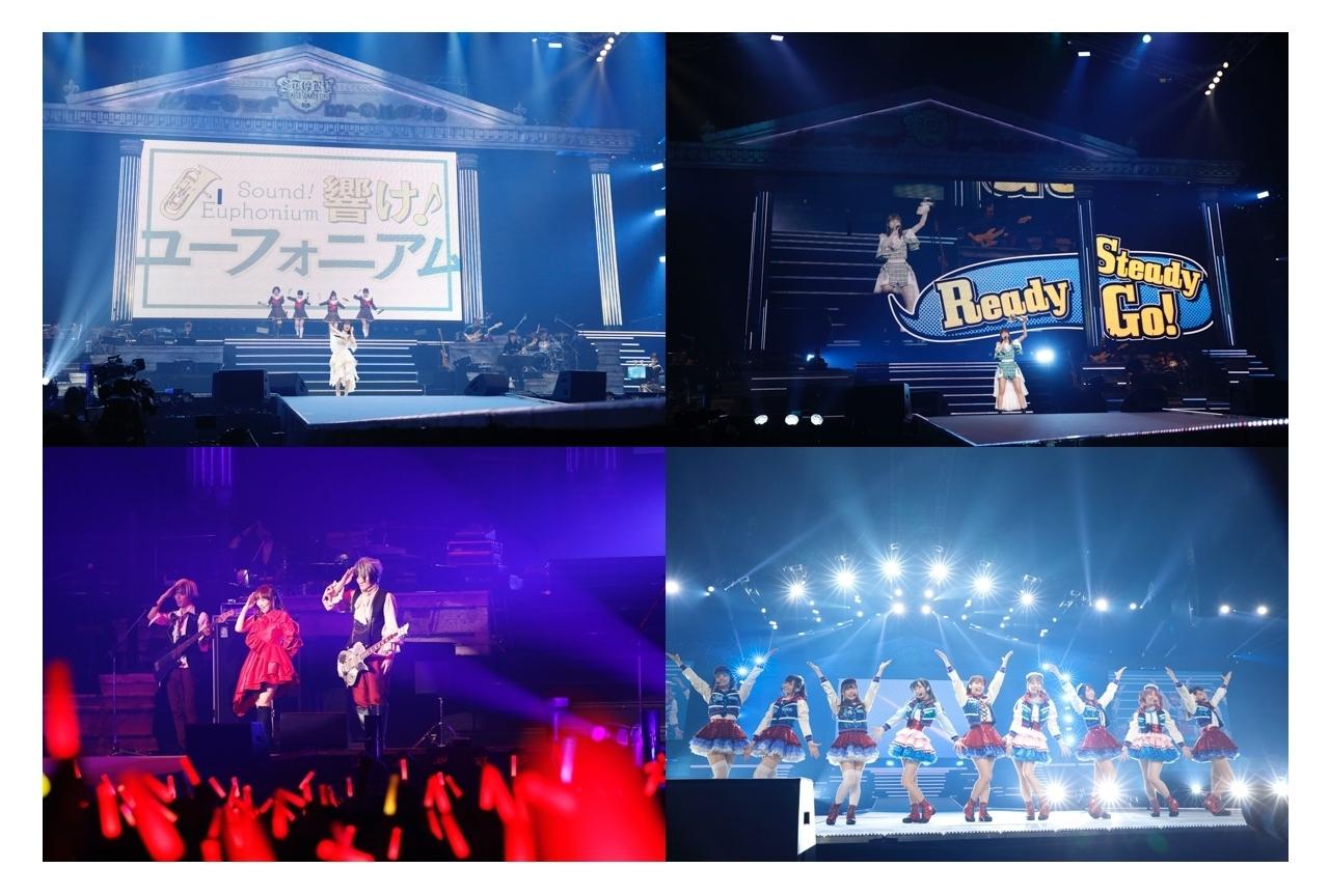 【アニサマ2019 2日目レポート】angela、Aqours、アイドルマスター SideMが登場!