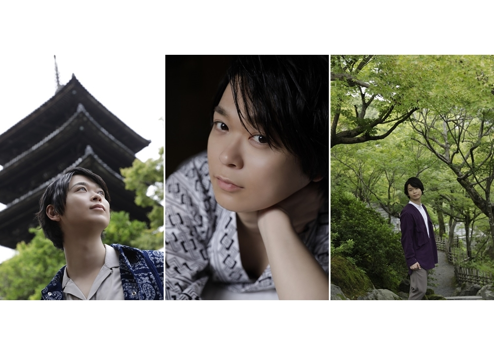 声優・土岐隼一の1st写真集が10月18日発売決定!