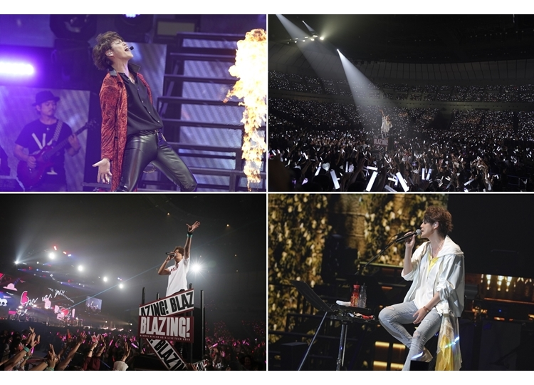 「MAMORU MIYANO ASIA LIVE TOUR 2019 ~BLAZING!~」ファイナル公演公式レポ到着