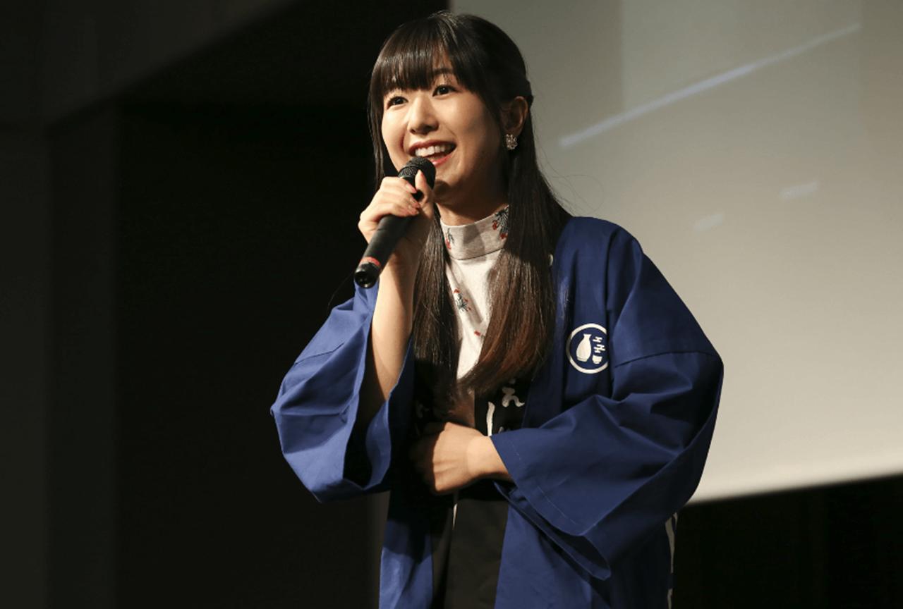 茅野愛衣の「かやのみ」主催の日本酒イベントに日笠陽子ら声優陣参加