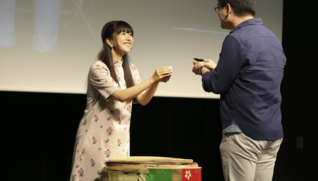 声優・茅野愛衣さんが日本酒を飲みながら食べるだけ「かやのみ」主催の日本酒フェス「かやふぇしゅ」が9月21日(土)に開催! ステージイベントには赤﨑千夏さん、南條愛乃さん、日笠陽子さんの参加が決定!