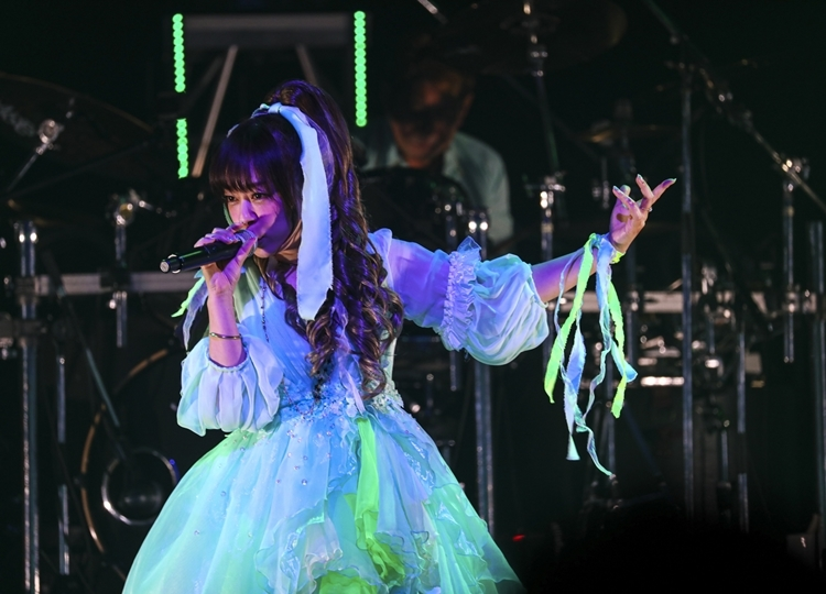 KOTOKO「tears cyclone -醒-」を携えてのライブツアーファイナル公演公式レポ到着