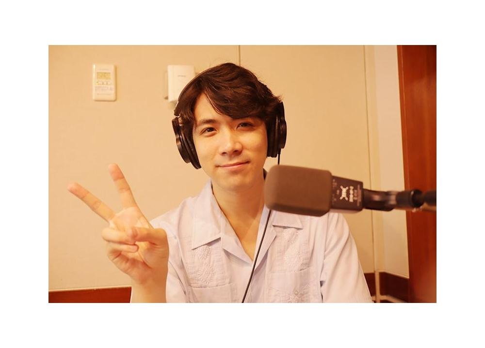 伊東健人が9/11放送のラジオ『U-nite!』でMCを担当!