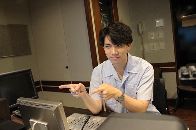 声優・伊東健人さんが、9月11日放送の『U-nite!』(TOKYO FM)でMCを担当! 美声アカペラを披露、リスナーの心を癒します-1