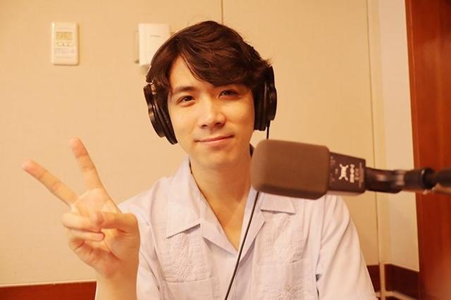 声優・伊東健人さんが、9月11日放送の『U-nite!』(TOKYO FM)でMCを担当! 美声アカペラを披露、リスナーの心を癒します-2