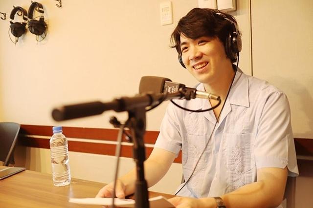 声優・伊東健人さんが、9月11日放送の『U-nite!』(TOKYO FM)でMCを担当! 美声アカペラを披露、リスナーの心を癒します-3