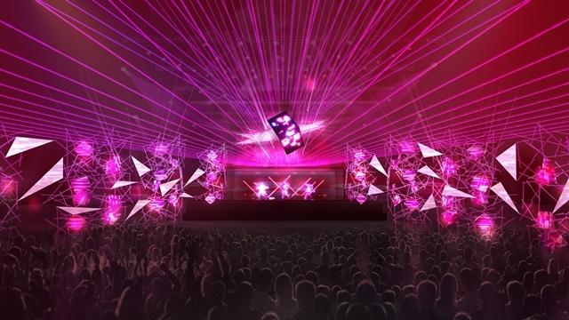 バーチャル音楽フェス「DIVE XR FESTIVAL supported by SoftBank」最終ラインナップ発表! 人気DJとコラボしたA/Vパフォーマンス、ネット生配信も決定の画像-2