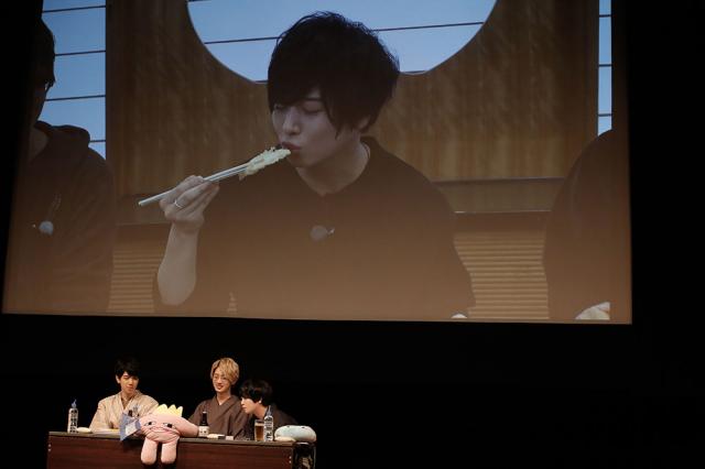 プライベート感満載の癒しの旅を振り返る!!「江口拓也の俺たちだってやっぱり癒されたい!」DVD発売記念イベントレポート-4