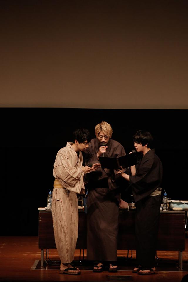 プライベート感満載の癒しの旅を振り返る!!「江口拓也の俺たちだってやっぱり癒されたい!」DVD発売記念イベントレポート-8