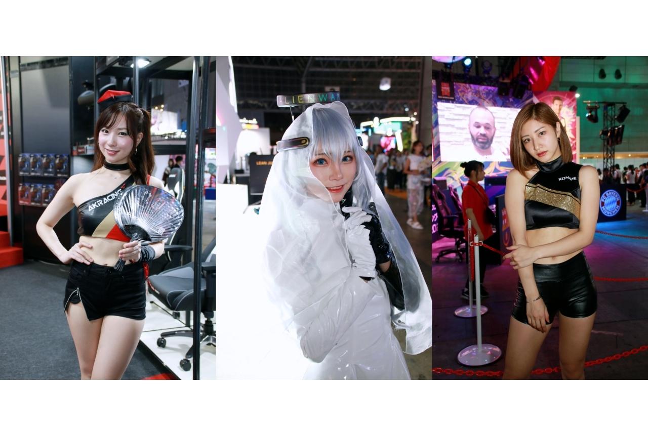 【TGS2019】美人コンパニオンさんの写真を一挙130枚お届け!