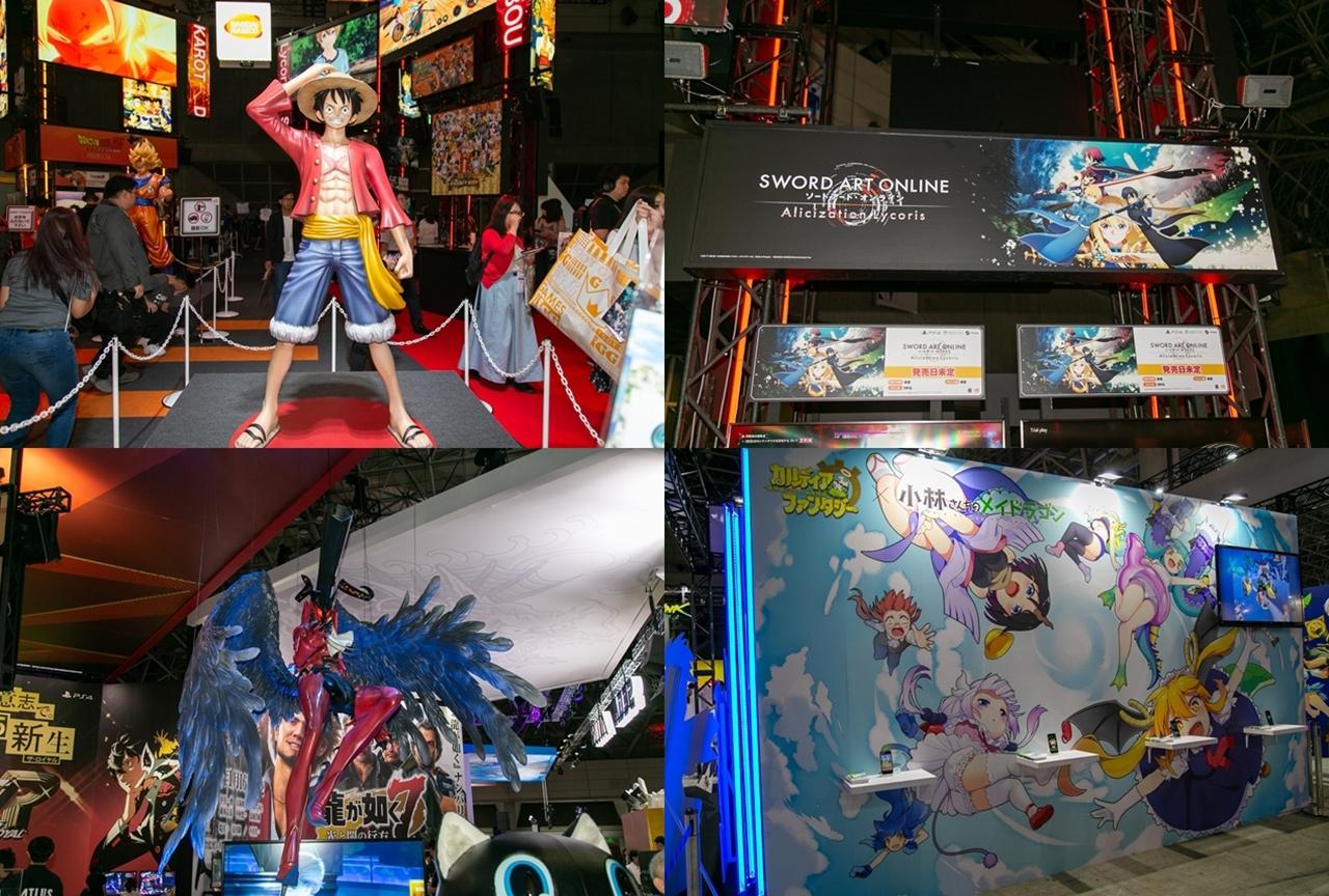 TGS2019の会場で見かけた、アニメ関連コンテンツをピックアップ!