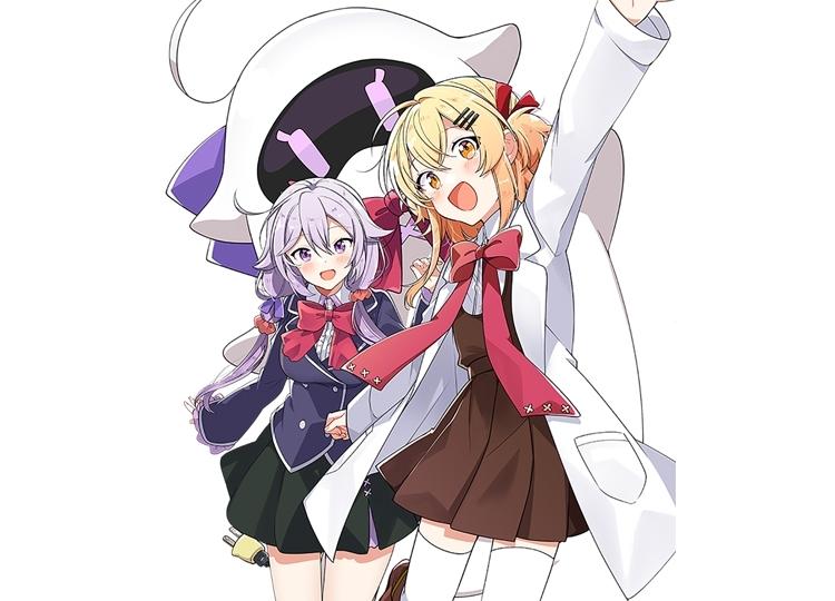 『ぬるぺた』のアニメが、ニコニコ動画、AbemaTVほか15サイトで10月4日より配信開始!