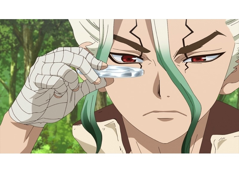 夏アニメ『Dr.STONE』第11話あらすじ&先行カット到着