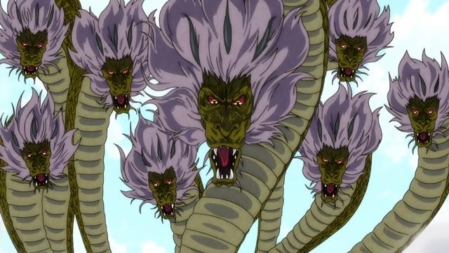 『ゲゲゲの鬼太郎』第73話「欲望のヤマタノオロチ」より先行カット到着! 自分の不幸を嘆く斉藤(CV:沼田祐介)は、オグロ山へ……-8