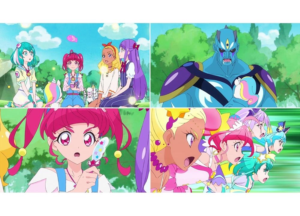 『スタプリ』第32話「重なる想い☆新たなイマジネーションの力」より先行カット到着!