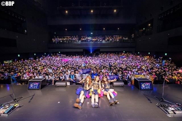『バンドリ!』「Poppin'Party Fan Meeting Tour 2019!」大阪・福岡公演の公式レポートが到着!公演を終えた愛美さん、西本りみさん、伊藤彩沙さん、大塚紗英さん、大橋彩香さんのコメントも公開