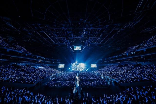 映画『プロメア』や『機動戦士ガンダムUC』などで知られる劇伴作家・澤野弘之氏が上海メルセデスベンツアリーナにて1万人超の観客を魅了!-8