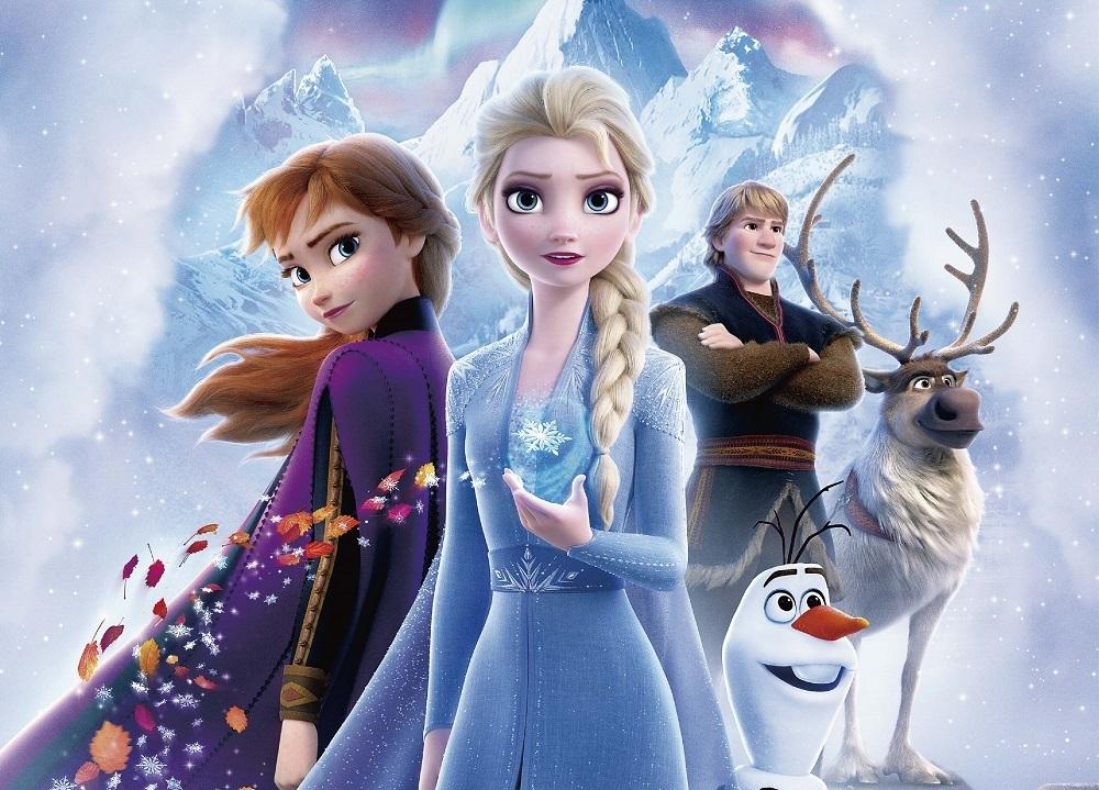 『アナと雪の女王2』日本オリジナルポスターが解禁!
