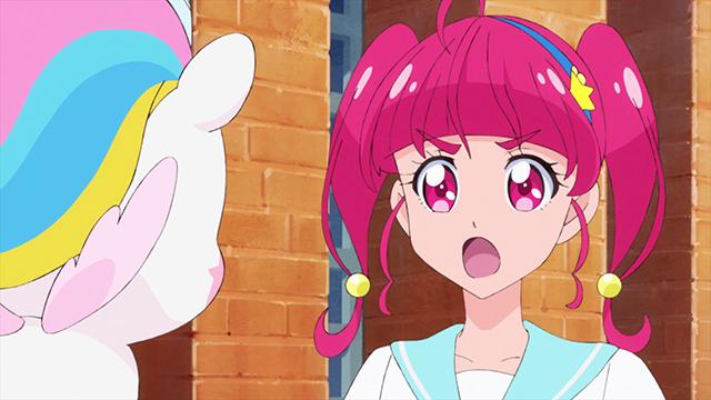 『スター☆トゥインクルプリキュア』第33話「フワの決意!お手伝い大作戦☆」より先行カット到着! フワは、犬のイエティを巻き込んで星空湖に……-5