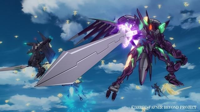 蒼穹のファフナー-5