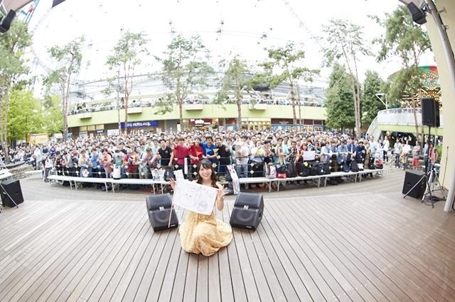 声優・安野希世乃さんの3rdミニアルバム『おかえり。』リリースイベント公式レポートが到着! TVアニメ『ソウナンですか?』のエンディングテーマ「生きる」などを披露!-6