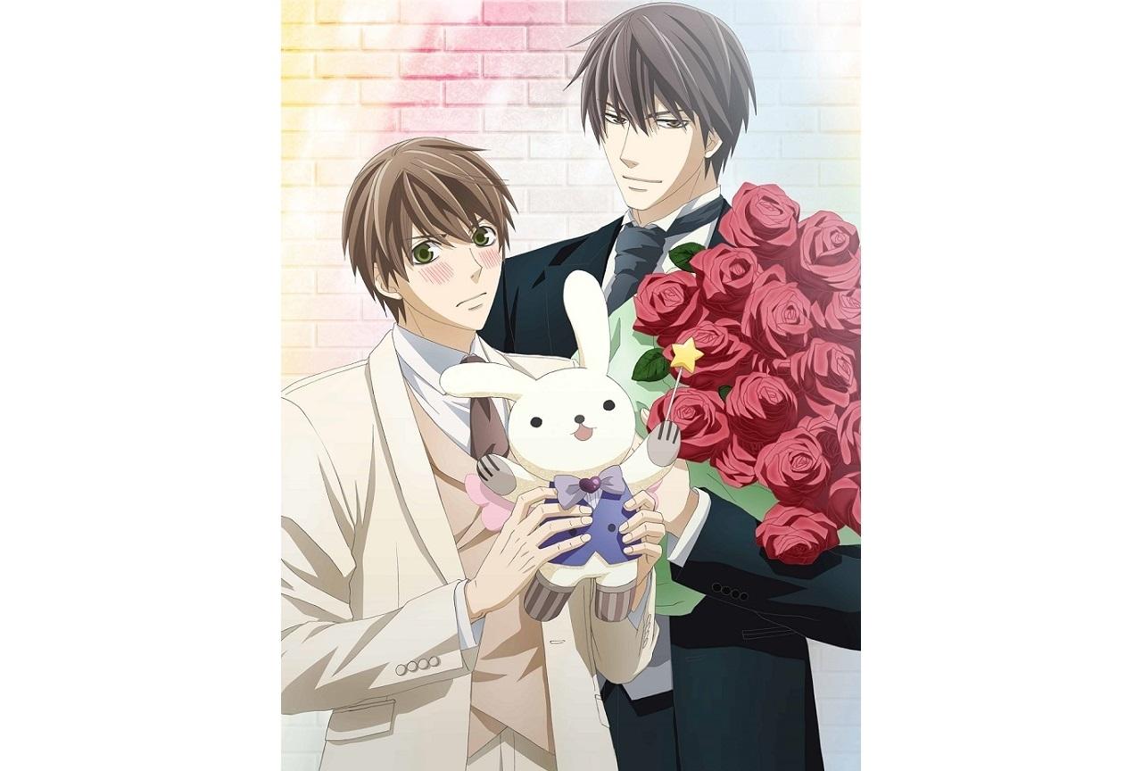アニメ『世界一初恋』第1期&第2期再放送が10月2日よりスタート