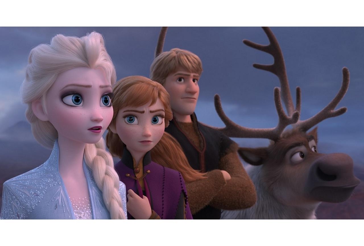 ディズニー映画『アナと雪の女王2』より最新映像が解禁