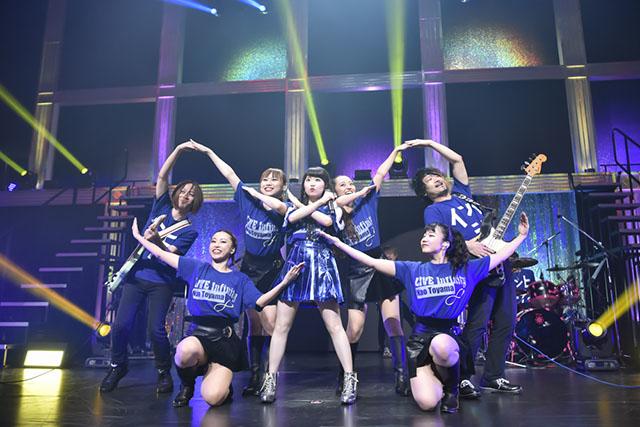 """東山奈央 1st TOUR """"LIVE Infinity""""国内千秋楽レポート"""
