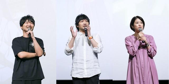 TVアニメ『歌舞伎町シャーロック』先行上映会レポート