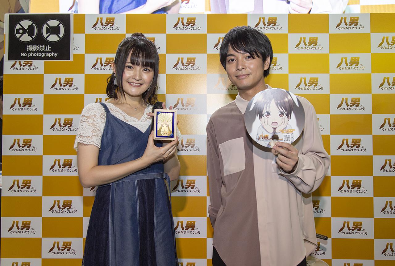 TVアニメ『八男』TGSスペシャルトークイベントをレポート