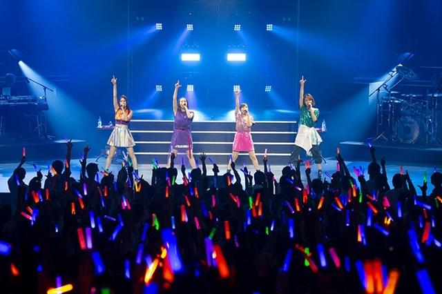 """祝スフィア10周年! Sphere 10th anniversary Live tour 2019 """"A10tion!""""東京公演をレポート! 充電期間を経てスフィアは再び輝きを放つ!-9"""