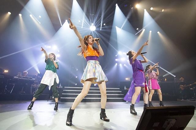 """スフィア10周年記念全国ツアー""""A10tion!""""をレポート!"""