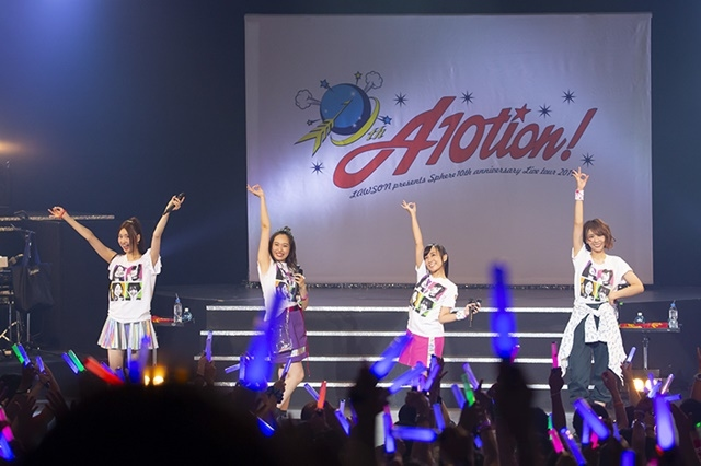 """祝スフィア10周年! Sphere 10th anniversary Live tour 2019 """"A10tion!""""東京公演をレポート! 充電期間を経てスフィアは再び輝きを放つ!-11"""