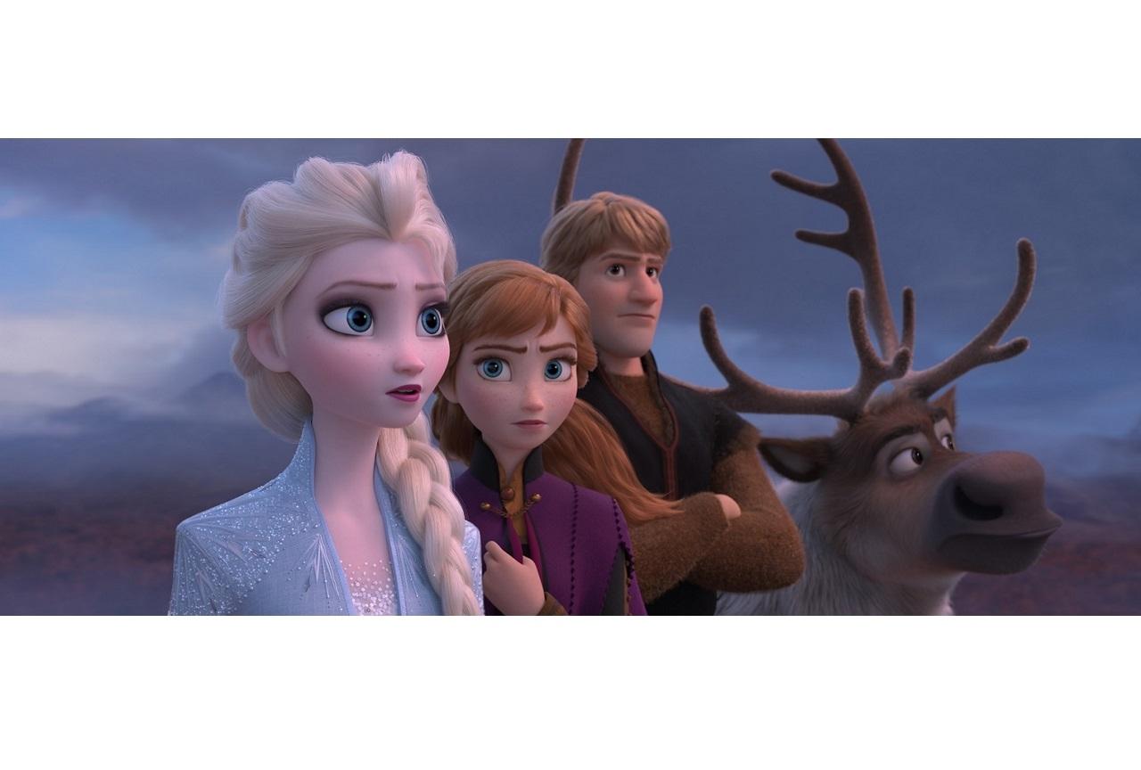 ディズニー映画『アナと雪の女王2』メイン楽曲のMVが公開