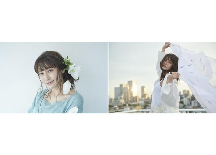 中島愛「水槽」&「髪飾りの天使」MVショートバージョン公開
