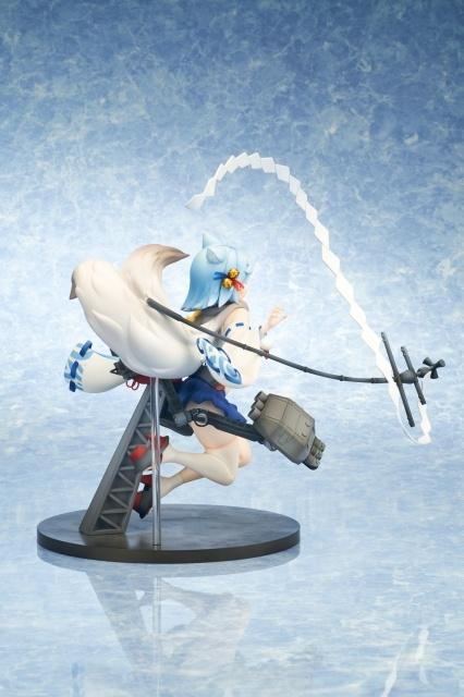 『アズールレーン』より、天真爛漫な吹雪型駆逐艦の長女「吹雪」がフィギュア化!【今なら18%OFF!】