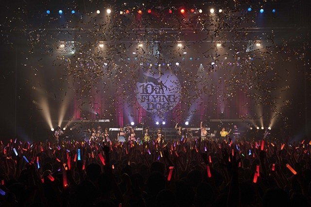 フライングドッグ10周年記念ライブ「犬フェス2!」オフィシャルレポート到着! 2日間の合計で6000人を動員!