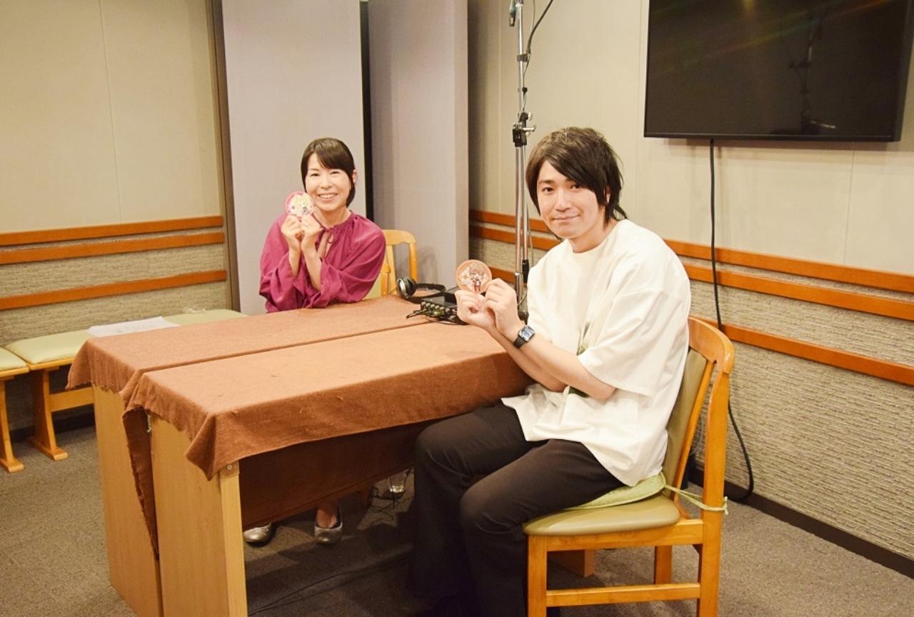 アプリ『星鳴エコーズ』ラジオ番組 第23回目収録レポ