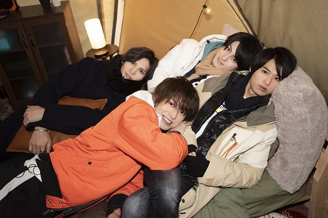 俳優陣による旅番組『たびメイトSeason2』第2話の先行カット&あらすじが公開!