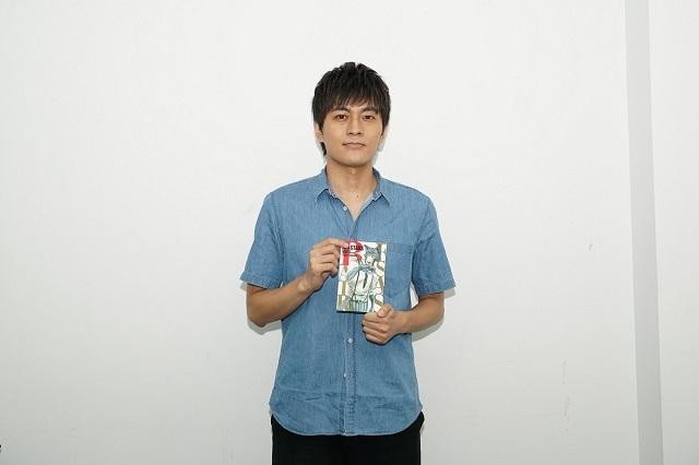 TVアニメ『BEASTARS』レゴシ役・小林親弘さんインタビュー