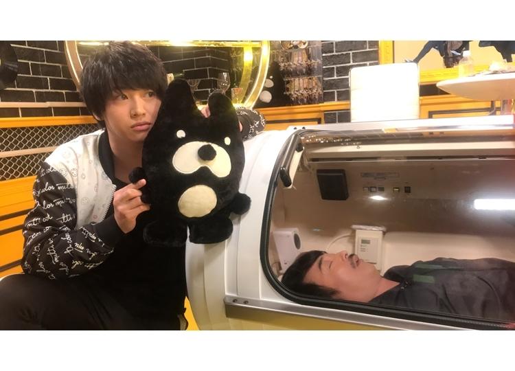 『声優と夜あそび【金:関智一×大河元気】#25』番組レポ