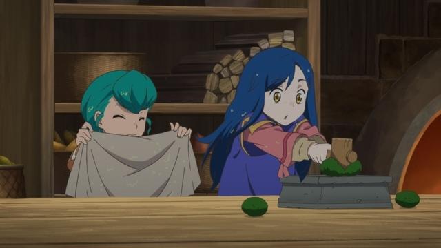 秋アニメ『本好きの下剋上 司書になるためには手段を選んでいられません』より、第2話「生活改善と石板」のあらすじ&先行場面カットが到着!