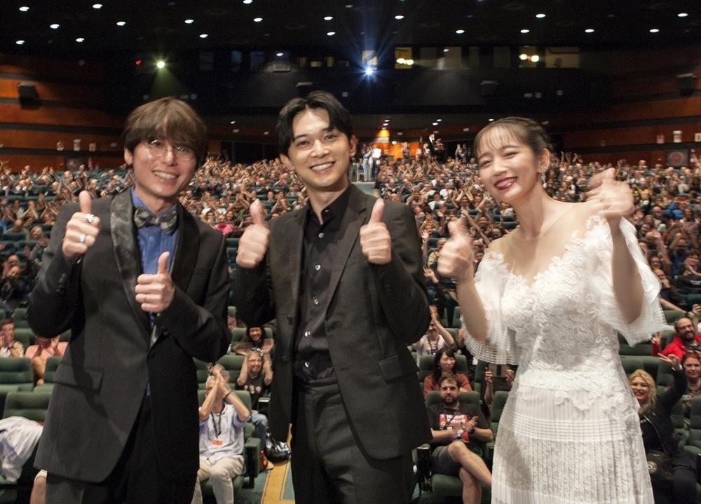『空青』シッチェス国際映画祭の公式レポート到着!