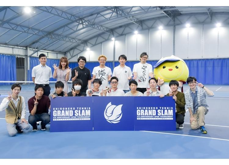 『白猫テニス』グランドスラム3周年オープンレポート