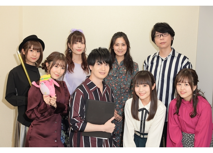 秋アニメ『超余裕!』先行上映会公式レポート到着