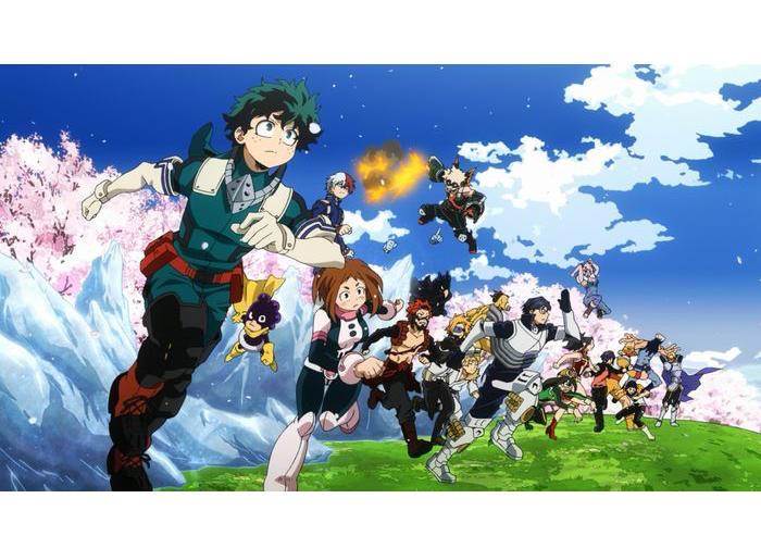 秋アニメ『僕のヒーローアカデミア』第4期放送目前!4つの見どころ