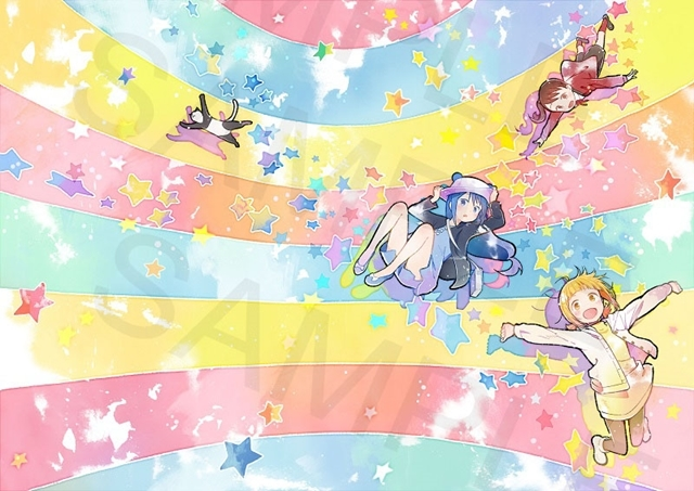 もう一度、「結衣役の高田憂希」として――カラーズへの愛に包まれた2年半を振り返る│アニメ『三ツ星カラーズ』声優・高田憂希さんBD BOX発売記念インタビュー